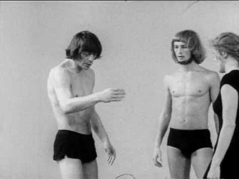 Training at Teatr-Laboratorium, 1972