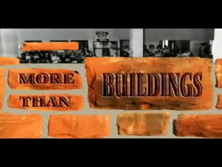 """""""More Than Buildings"""""""