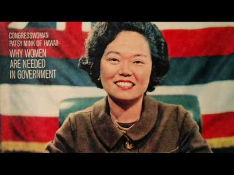 PATSY MINK: Ahead of the Majority