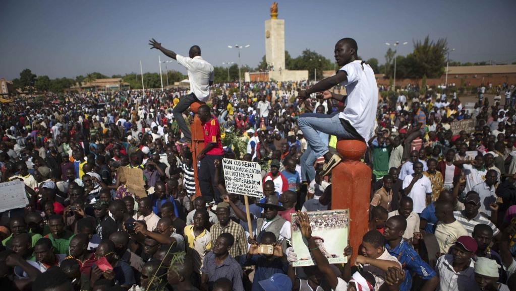 Burkina-Faso mon amour, tu es libre ce matin!