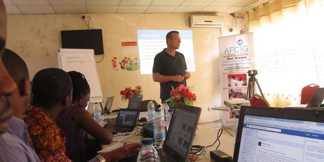 Cameroun - Bloguer pour la bonne gouvernance