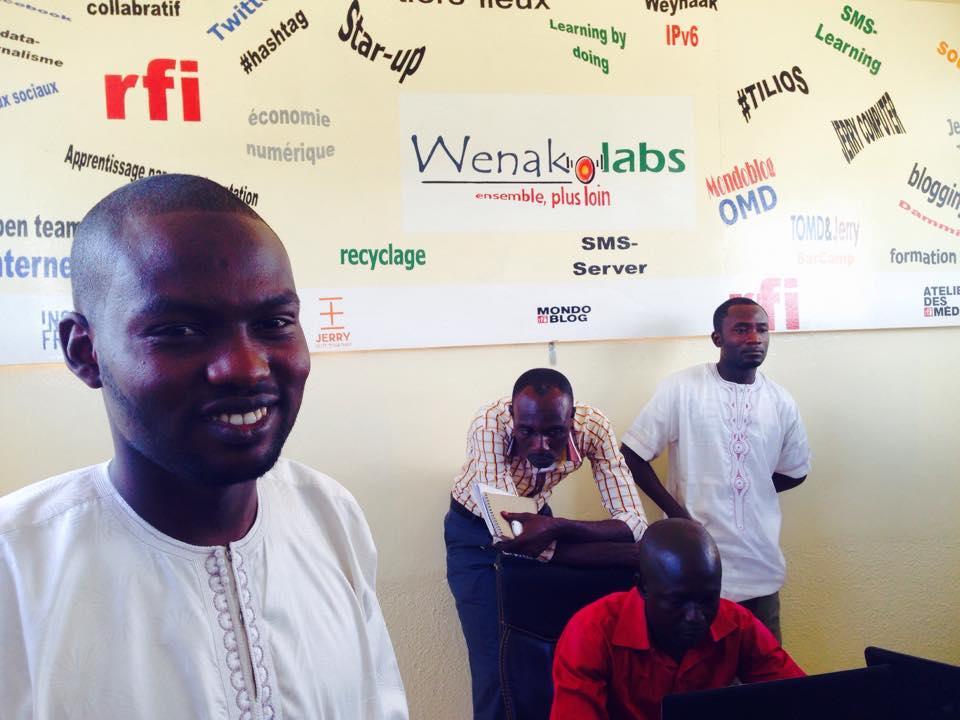 """WenakLabs, naissance d'un collectif de """"geeks"""" au Tchad"""