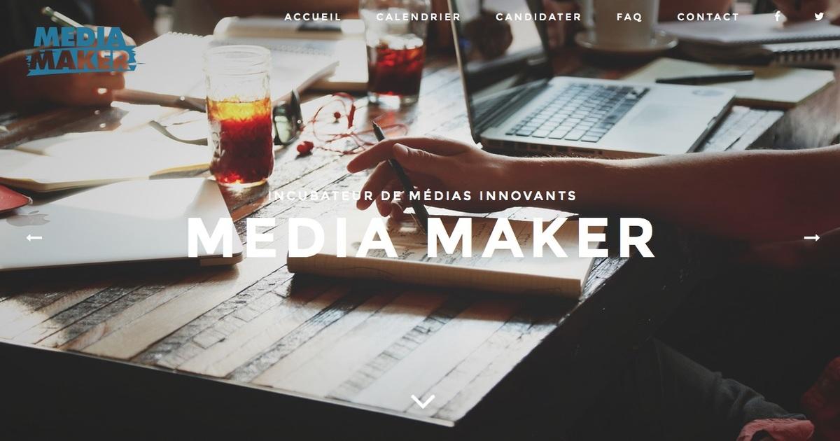 StreetPress lance Media Maker, un incubateur de médias innovants et citoyens