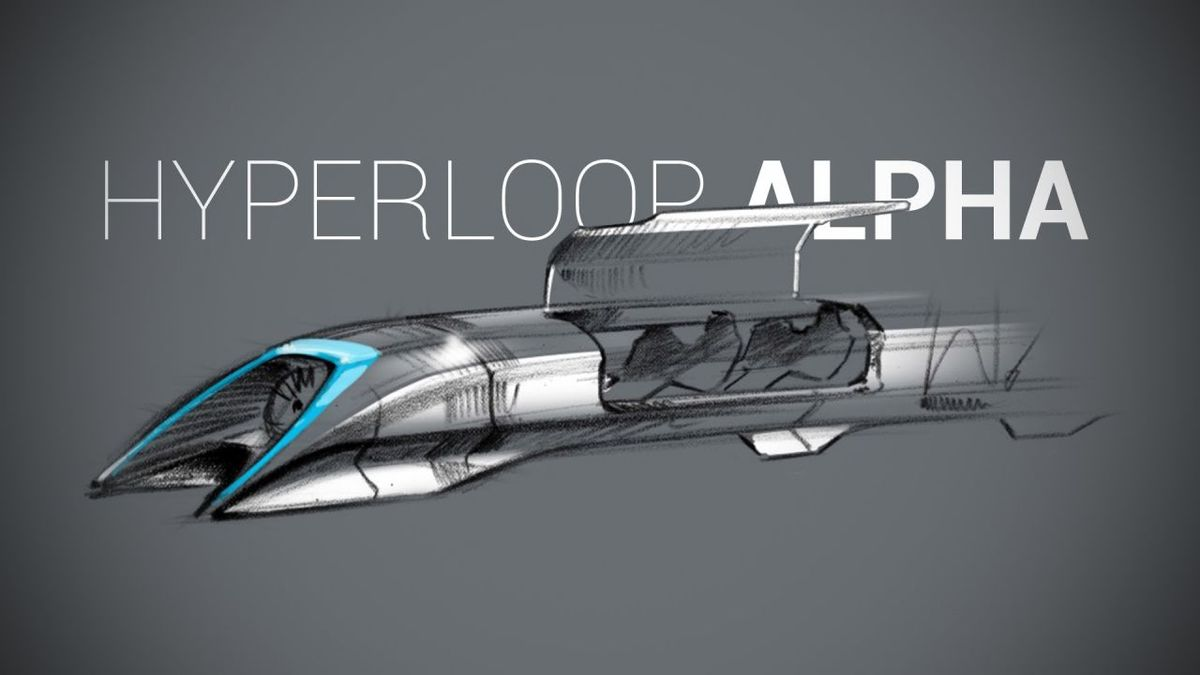 Hyperloop : un projet de train supersonique