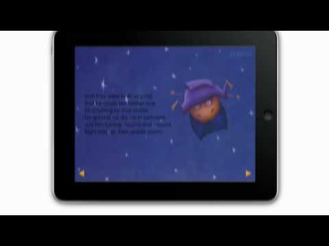 Sneak Preview of 3D & 2D Movies in Children's Storybooks by See Here Studios