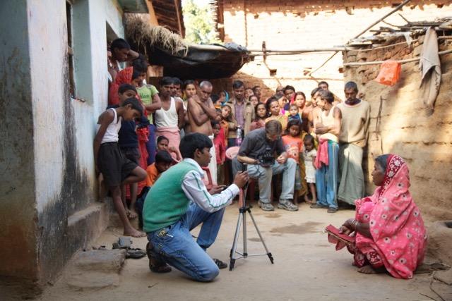Video volunteers : l'agence des oubliés de l'info en Inde