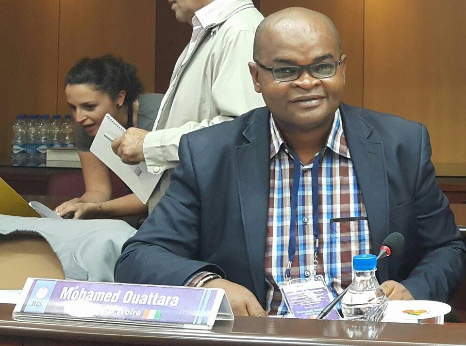 Coopération Inde- Côte-d'Ivoire : Le Député Mohamed OUATTARA à New Delhi.