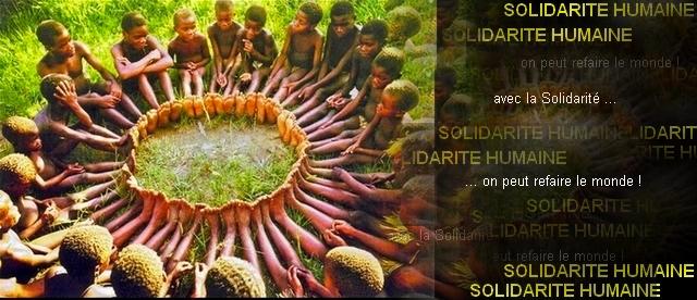 journee mondiale de la solidarite humaine