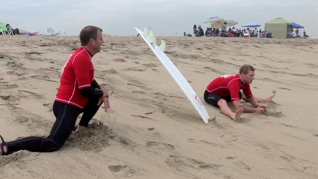 """Onward Christian Surfers"""