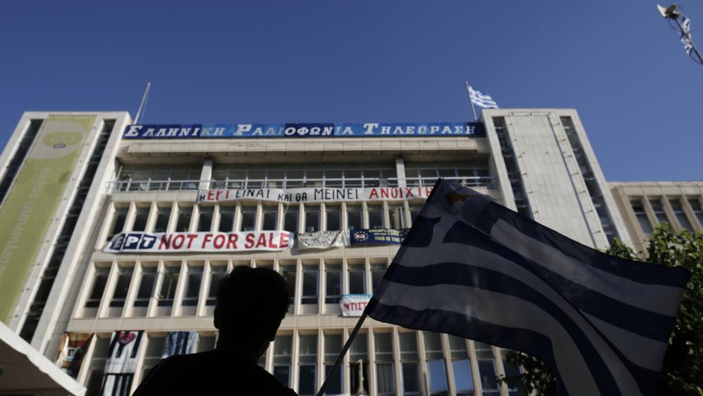 Médias en Grèce : la renaissance de l'ERT