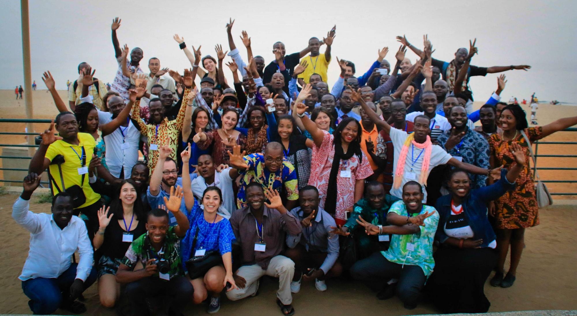 Rencontres Mondoblog Dakar 2015