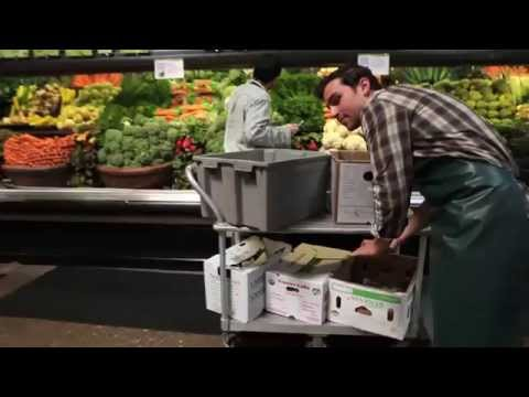Grinding Grocery Waste