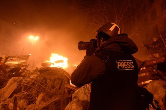 Ukraine : l'information en guerre
