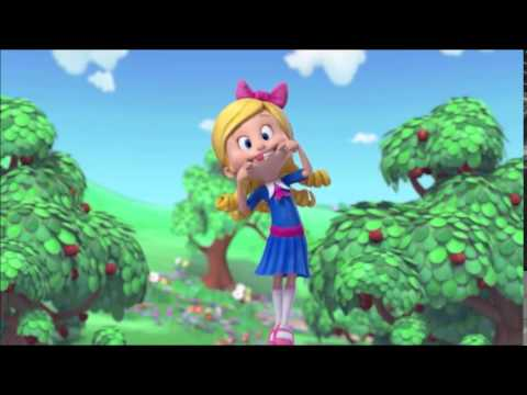 Goldie And Bear - Exclusive Intro - Disney Junior's New Animated TV Series