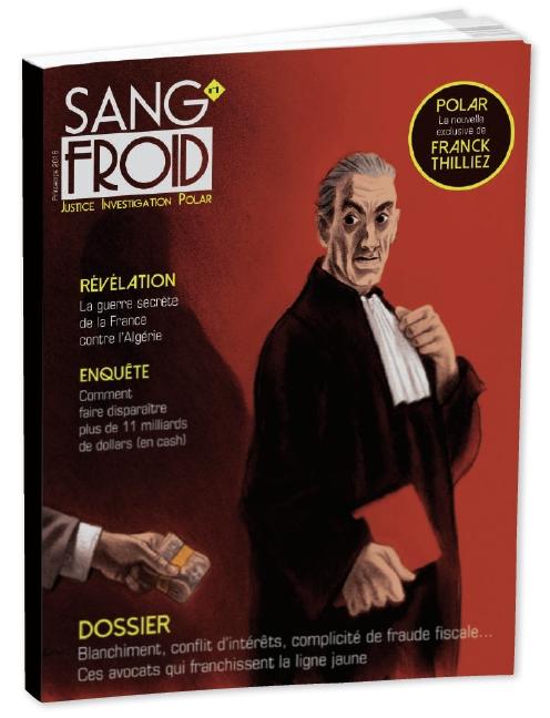 Sang-Froid : des révélations, de la justice et du polar
