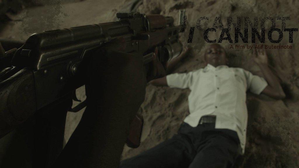 """""""I CANNOT"""", un film par Alif Buterinote pour rendre hommage aux enfants soldats en Afrique"""