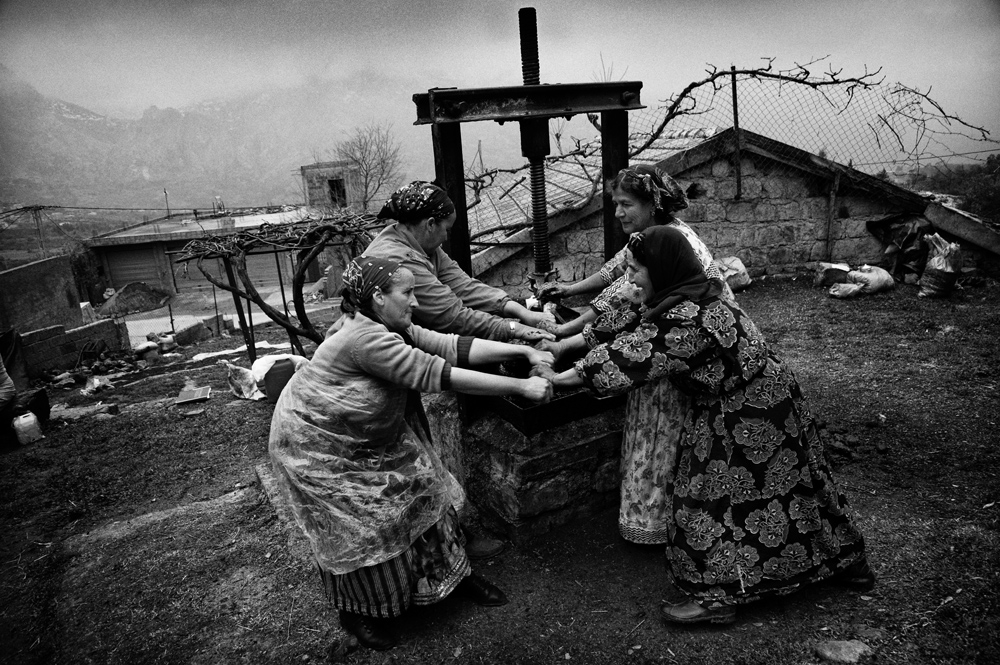 Ferhat Bouda, photographe de la berbérité