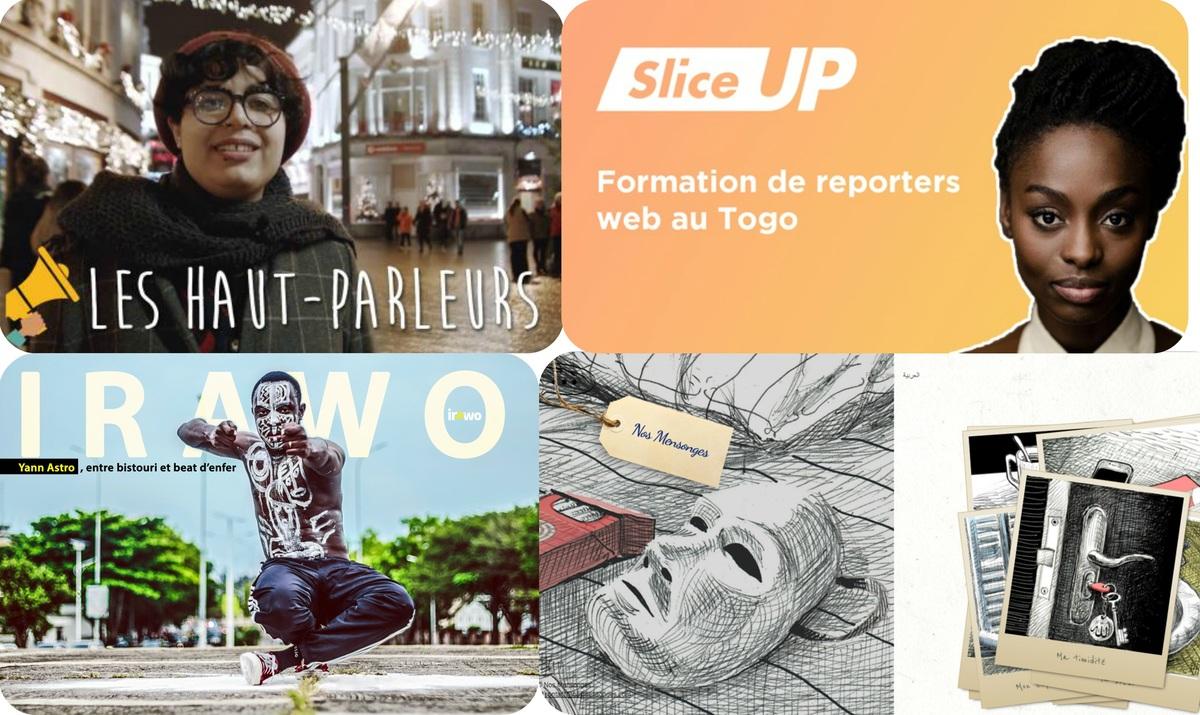 Irawo, Mapp up, Nos mensonges et les Haut-Parleurs