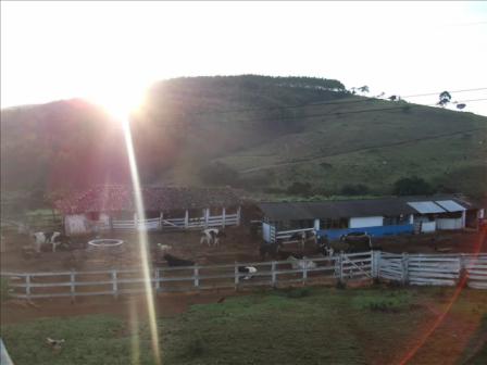 Fazenda das Laranjeiras - Aiuruoca - MG