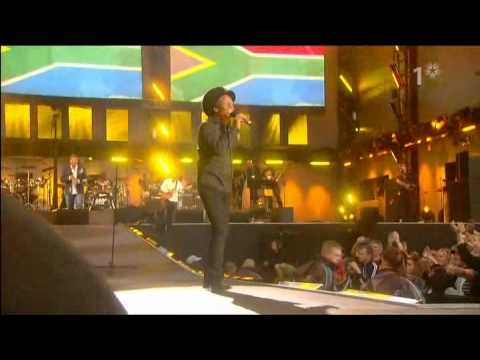 Eddy Grant: Gimme Hope, Jo'anna Live Nelson Mandela's Birthday 2008