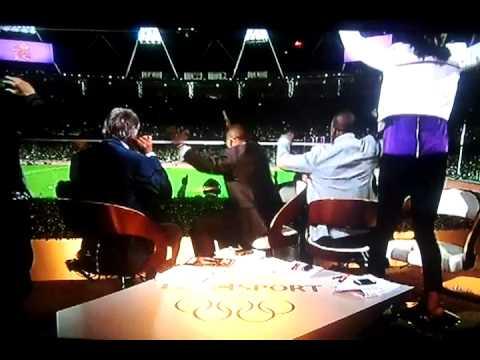 BBC commentators washikwa kiwewe ndani ya studio
