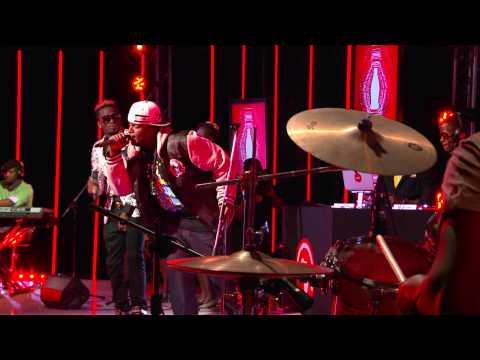 Diamond Platnumz & HHP waki-perform live Temptation wa P.Square