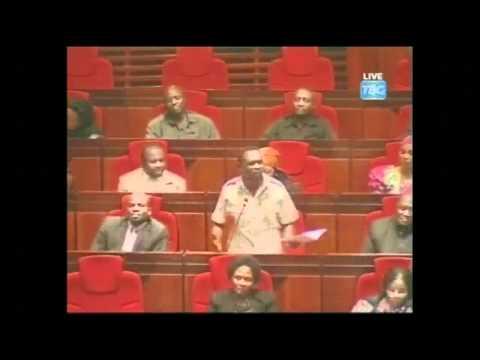 HUYU NDIYE Mbunge. Peter MSIGWA bwana!