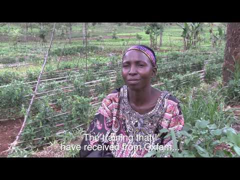Halima's Story: Building Sustainable Livelihoods