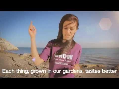 Oxfam Tajikistan GROW Rap