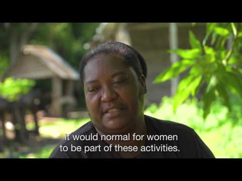 Great video on key barriers to women's economic empowerment in Haiti and Nigeria
