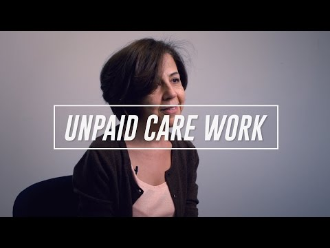 What is the real value of unpaid work?