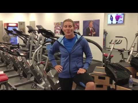 Goal Setting Advice from Hayley Wickenheiser