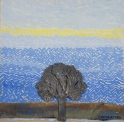 "Dimitris Koutsiaftis Exhibition ""Sea and Rocks"" at Achillea Gallery"