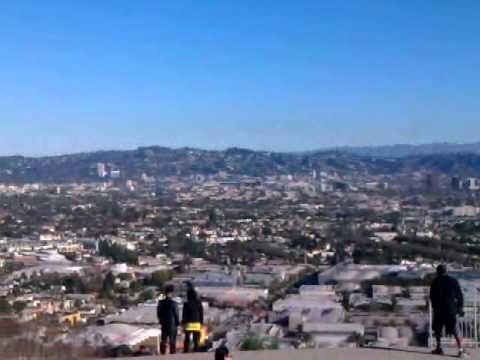 Culver city stairs view  a.m.