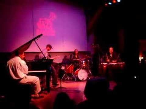 Kareem Abdul-Jabbar w. Dave Valentin, Mark Towns at Culver City Jazz Bakery