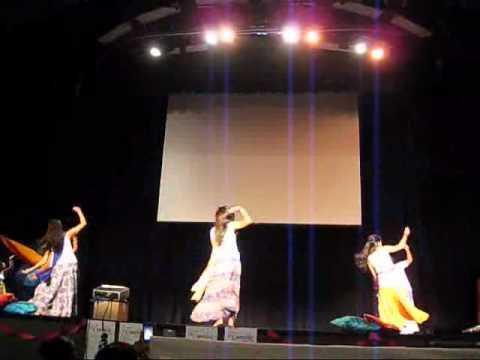 Bollywood Homecoming Assembly at Culver City High School