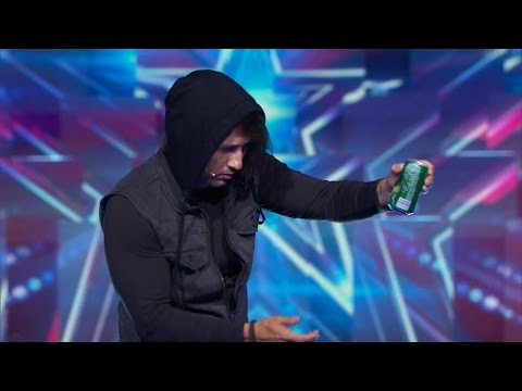 America's Got Talent S09E08 Judgment Week Magic Acts Franklin Saint