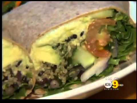 "LYFE Kitchen Culver City featured in ""Dine on a Dime"" segment"