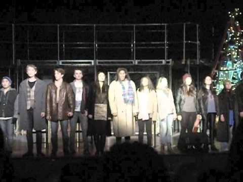 """Seasons of Love"" from RENT sung by Culver City High School"