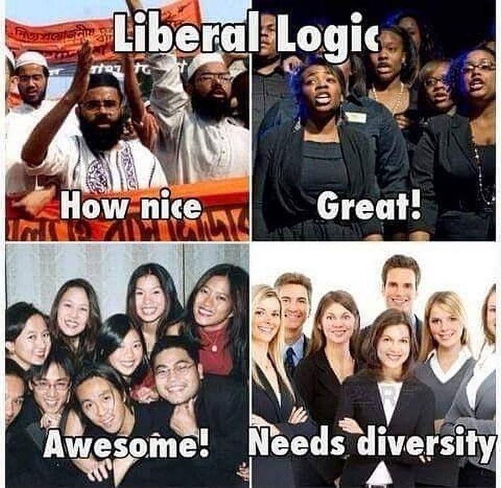 Needs diversity