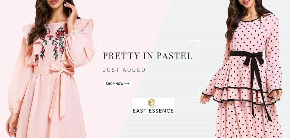 pretty in pastel at eastessence