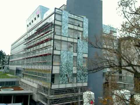 CeMM-Fassade.avi