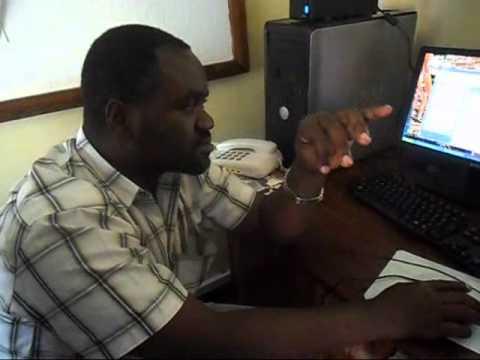 The use of Synology Box at Sengerema hospital - Mwanza