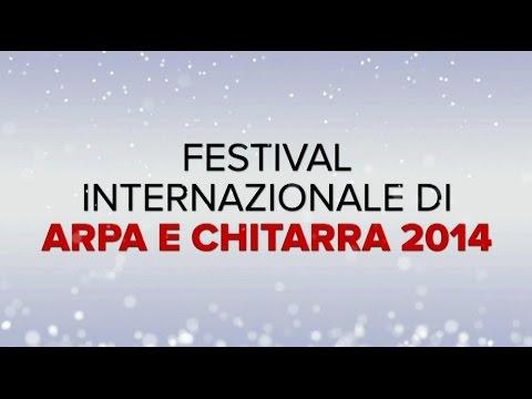 V°edizione del festival Internazionale di chitarra e arpa 2014