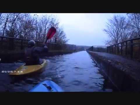 River Dee Paddle, Llangollen to Newbridge