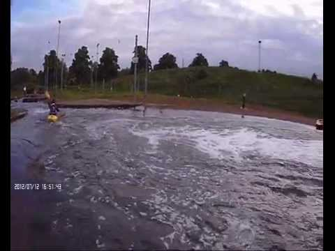 Nene Valley White Water Centre 2nd June 2014