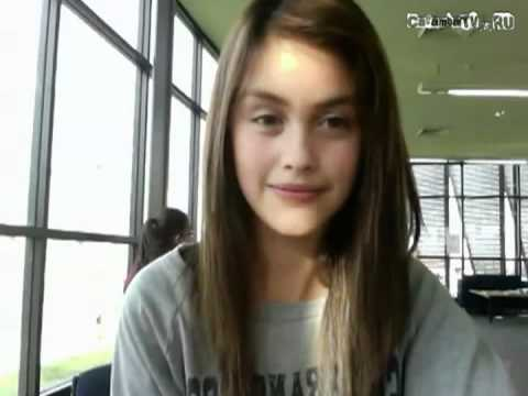 Девочка-эквалайзер