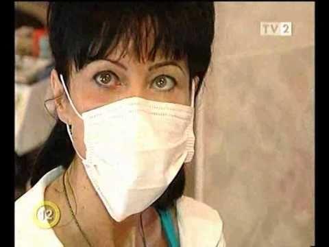 Fogászati kezelés a Fehérgyöngy Fogászati Rendelőben - Tv2 Aktív c. műsor
