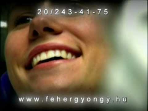 Fehérgyöngy Fogászati Magánrendelő Echo Tv reklám spot