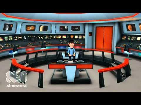 Spock Says 'Go Vegan'